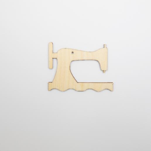 ξύλινη ραπτομηχανή για στολισμούς